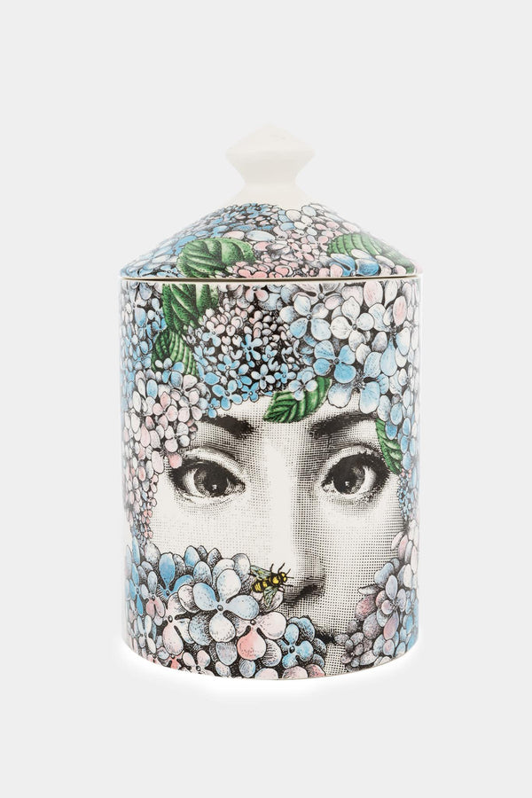 Bougie parfumée Ortensia 300g Fornasetti
