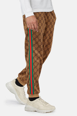 Pantalon en jersey technique GG Gucci