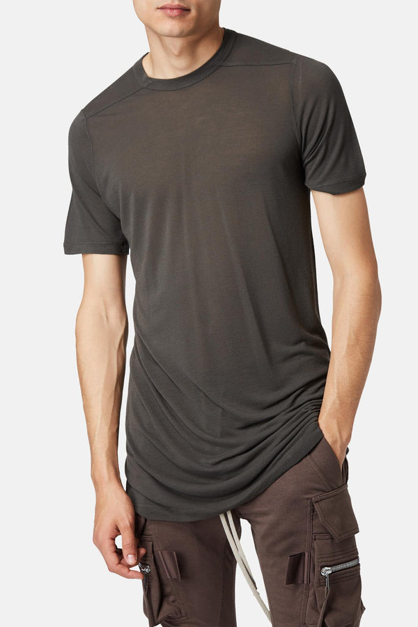 T-shirt ample taupe