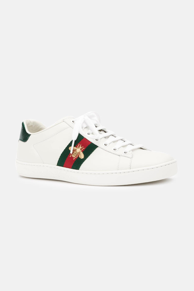 Baskets blanches Ace Gucci
