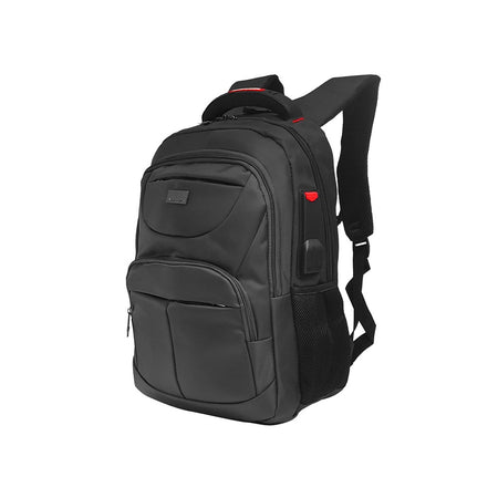 "Backpack 18"" With USB"