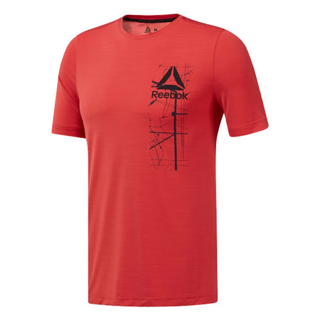 Workout Ready Activchill Graphic Tee