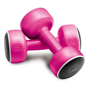 Body Sculpture | Dumbbell 3KG Pair - Dynamic Sports