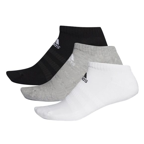Adidas | Cushioned Low-Cut Socks 3 Pairs - Dynamic Sports