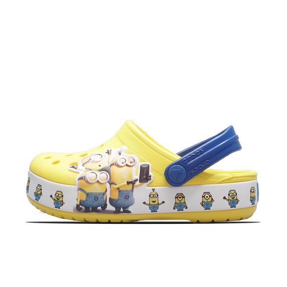 Crocband Minions Multi Clogs Fun Lab - Dynamic Sports