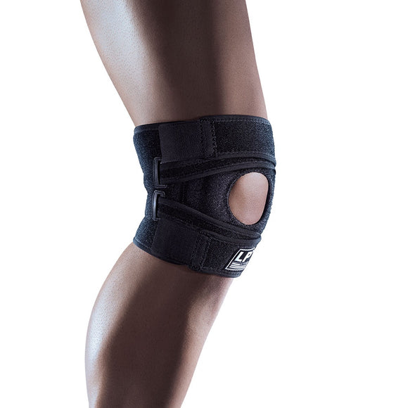 LP Support | Extreme Knee Support W Posterior Reinforcement Straps - Dynamic Sports