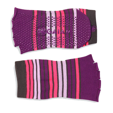 Gaiam | Toetess Yoga Socks - Dynamic Sports