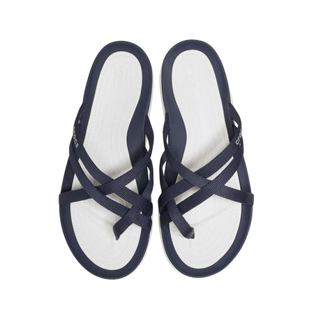 Crocs | Swiftwater Webbing Flip - Dynamic Sports