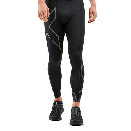 MCS Run Comp Tights W/Back Storage