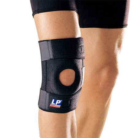 LP Support | Knee Support W/Stays Free Size - Dynamic Sports