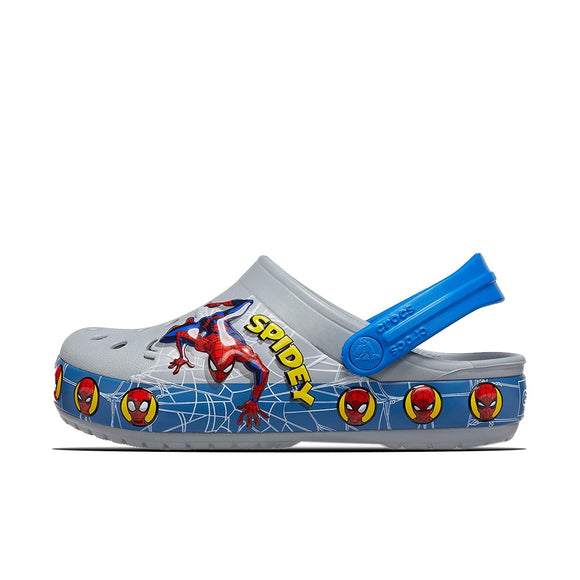 Crocband Spider Man Fun Lab