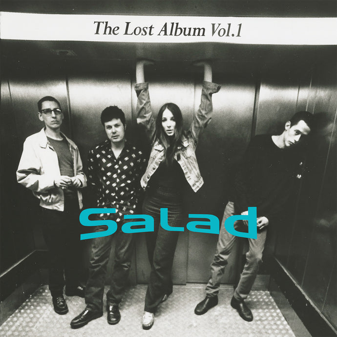The Lost Album Vol. 1 by Salad - CD