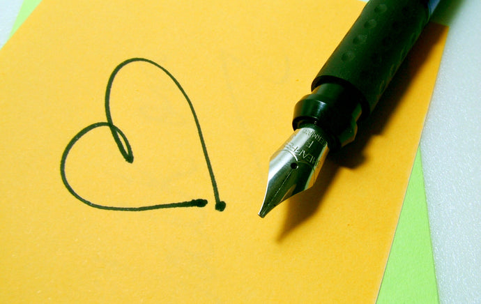 Letters of Love: A Self-Declaration