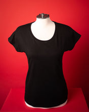 Load image into Gallery viewer, Combed Cotton SHE.-shirt - SHEQUALITY