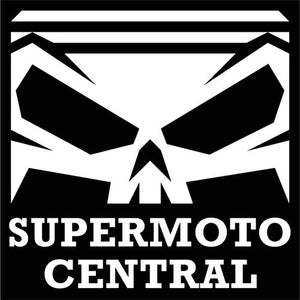 Supermoto Central Sticker 10-pack
