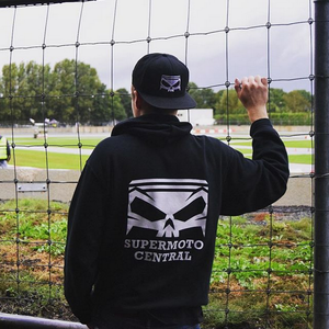 Supermoto Central Hoodie