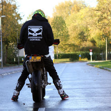 Load image into Gallery viewer, Supermoto Central Zip Hoodie