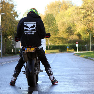 Supermoto Central Zip Hoodie