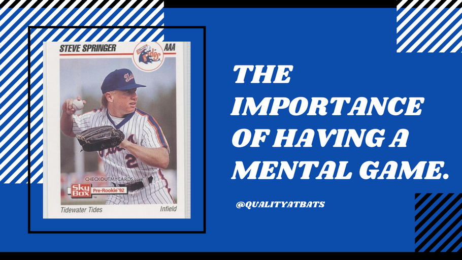 Why The Mental Side of Hitting is So Important