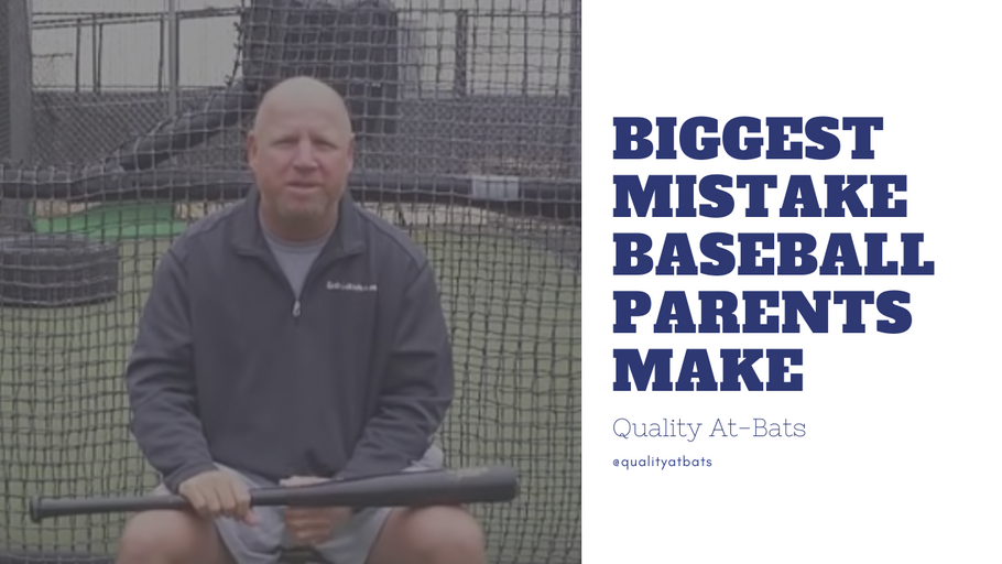 My #1 Youth Baseball Coaching & Parenting Tip
