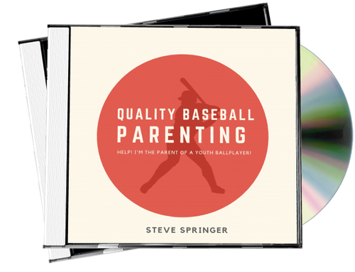 Quality Baseball Parenting - Audio Program