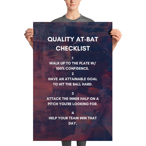 QAB Check List