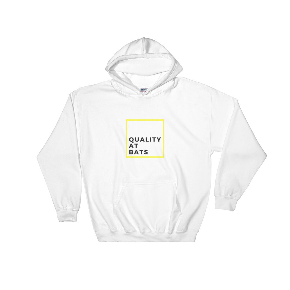 Square QAB - Hooded Sweatshirt