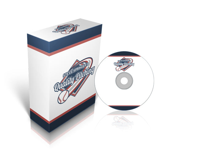 Quality Pitching CD