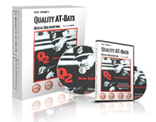 Quality At-Bats CD & DVD