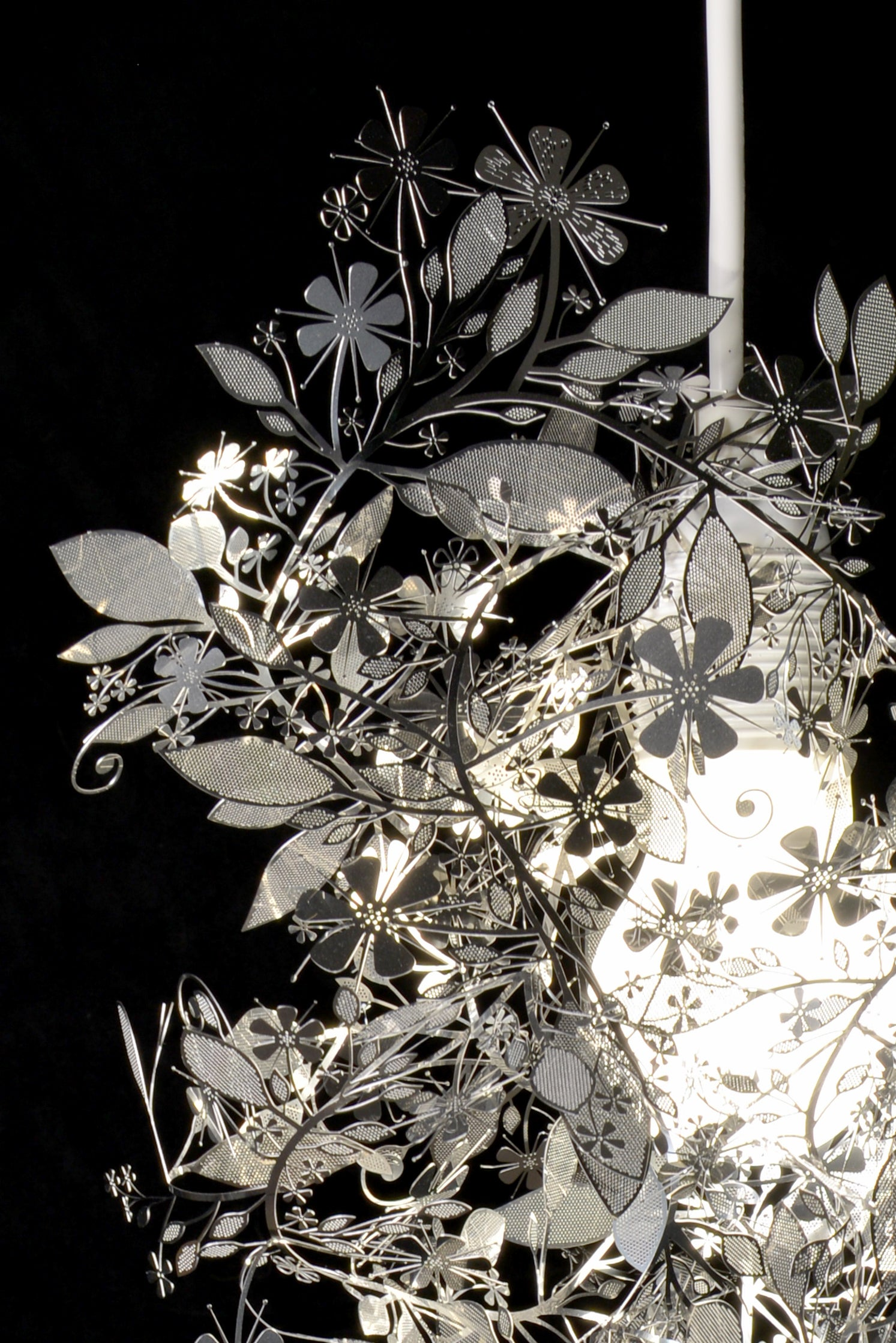 Detail - Garland Silver by Tord Boontje