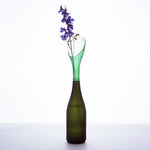 Transglass Long Stem Vase