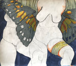 Bodies with Butterflies