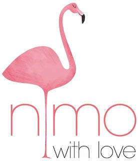 Nimo with love Logo, Nicole Bohrmann