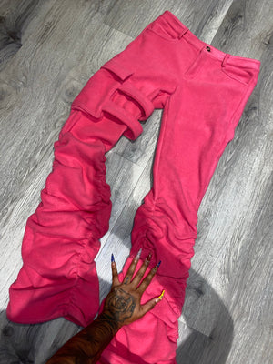 Lara Croft Hot Pink Pants