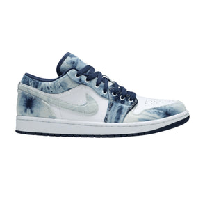 WASHED DENIM AIR JORDAN 1 LOW SE