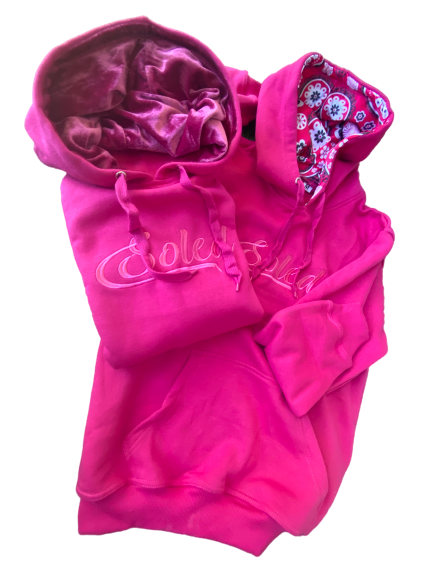 Special Edition Pink Soled Hoodie