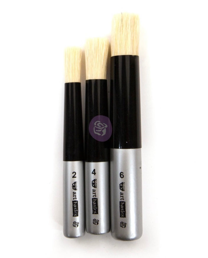 Dabbing Brush Set of 3