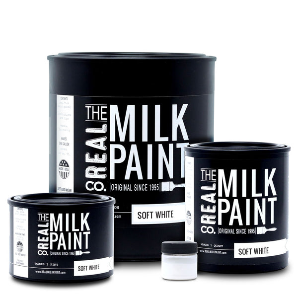 Real Milk Paint Soft White