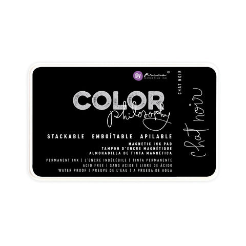 Color Pholosophy Ink Pad in Chat Noir