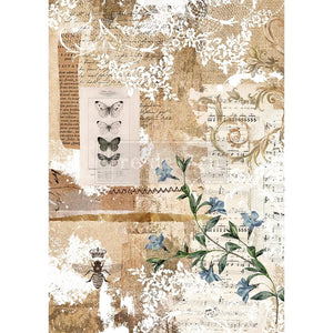 Botanical Sonata Rice Paper