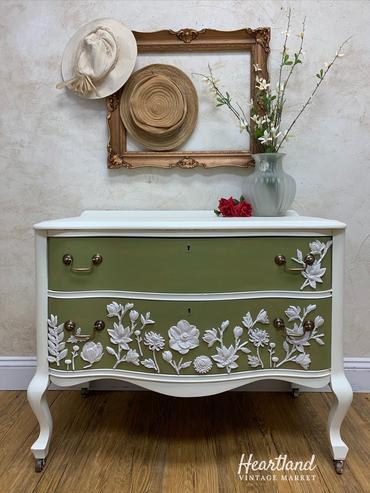 FREE! Introduction to Chalk Paint, Transfers and More