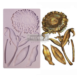 Grandeur Flora Decor Mould