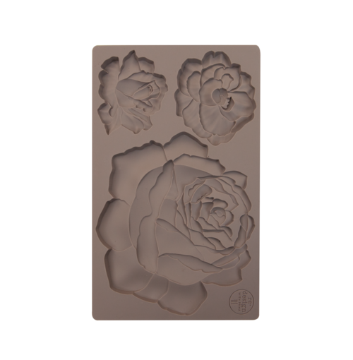 Decor Mould, Etruscan Rose