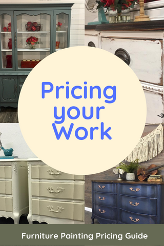 FREE GUIDE: Pricing Your Painted Furniture
