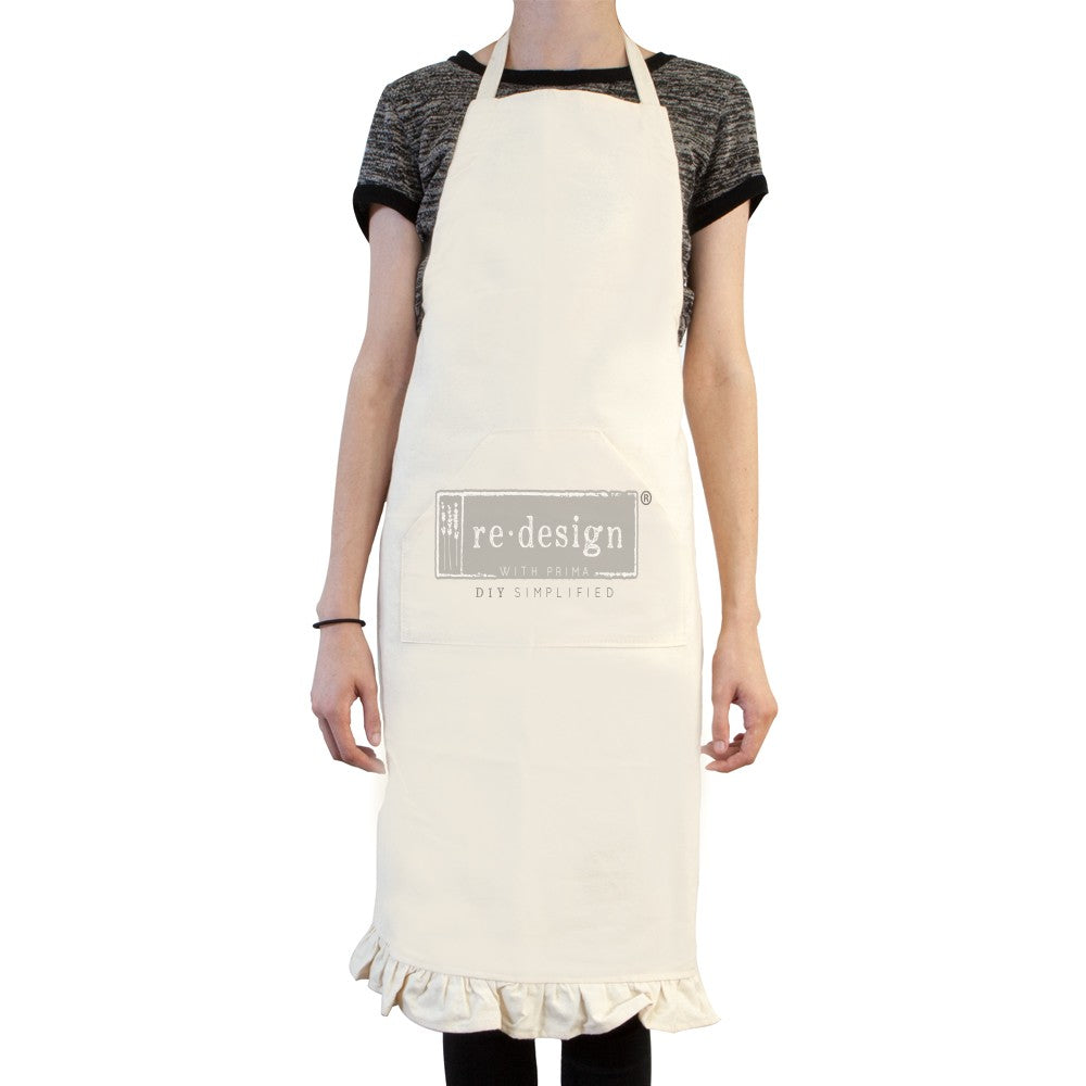 Ruffled Apron by Redesign with Prima
