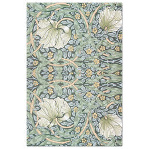 Art Nouveau Floral paper by Roycycled Treasures