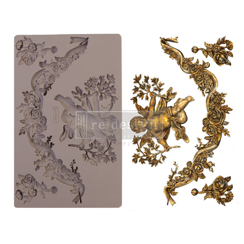 Decor Mould, Divine Floral