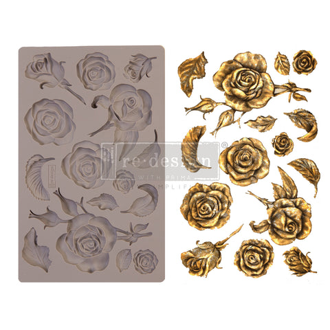 Decor Mould, Fragrant Roses