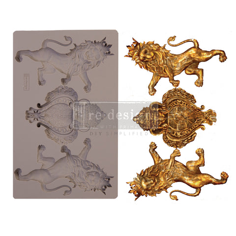 Decor Mould, Royal Emblem