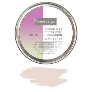Redesign Decor Wax - Milky way Irridescent